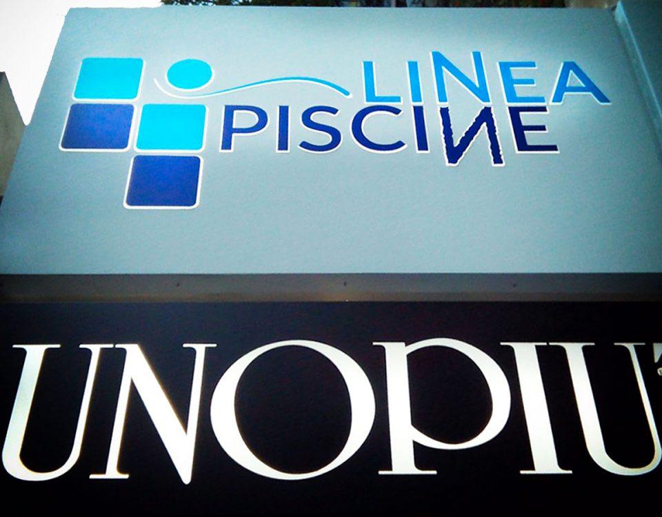 Linea Piscine - Unopiù